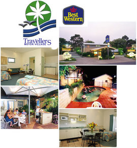 Travellers Motor Village - Accommodation Mt Buller