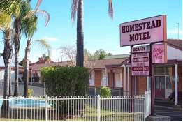 The Homestead Motor Inn - Accommodation Mt Buller