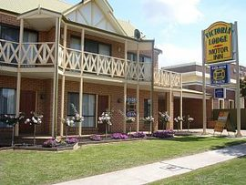 Victoria Lodge Motor Inn and Apartments - Accommodation Mt Buller