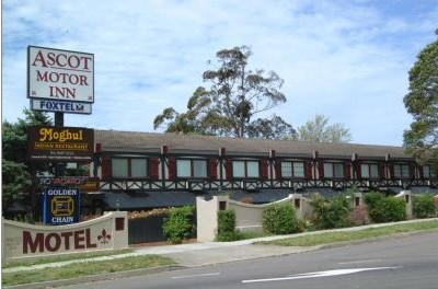 Ascot Motor Inn - Accommodation Mt Buller