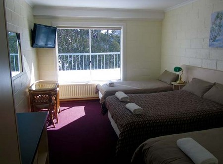 Falls Creek Hotel - Accommodation Mt Buller
