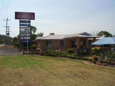 Almond Inn Motel - Accommodation Mt Buller