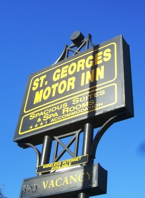 St Georges Motor Inn - Accommodation Mt Buller