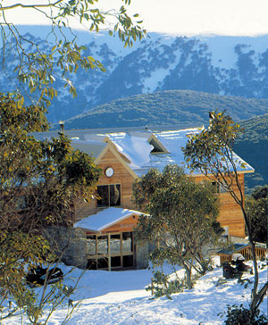 Summit Ridge Alpine Lodge - Accommodation Mt Buller
