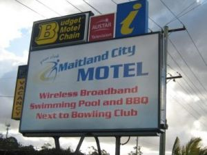 Maitland City Motel - Accommodation Mt Buller