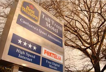 Best Western Tall Trees Motel - Accommodation Mt Buller