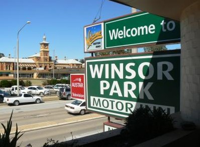 Albury Winsor Park Motor Inn - Accommodation Mt Buller