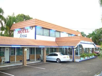 Arosa Motel - Accommodation Mt Buller