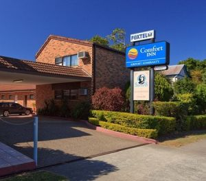 Airport Admiralty Motel - Accommodation Mt Buller