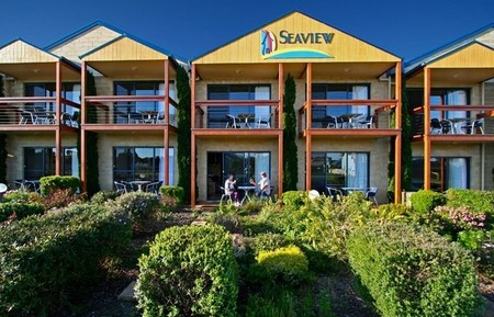 Seaview Motel  Apartments - Accommodation Mt Buller