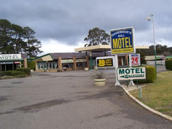 Governors Hill Motel - Accommodation Mt Buller