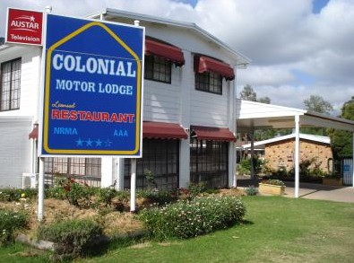 Colonial Motor Lodge - Accommodation Mt Buller