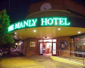 The Manly Hotel - Accommodation Mt Buller