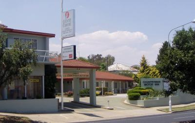 Country Comfort Cowra Countryman Motor Inn - Accommodation Mt Buller