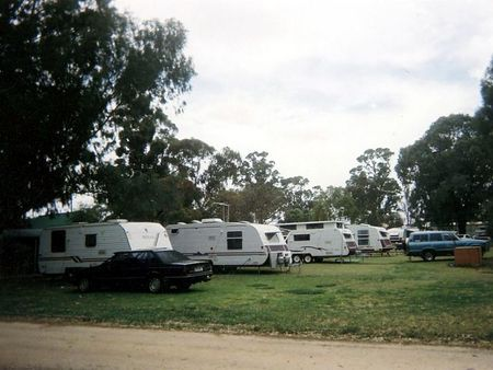 Jamestown Country Retreat Caravan Park