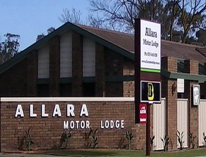 Allara Motor Lodge - Accommodation Mt Buller