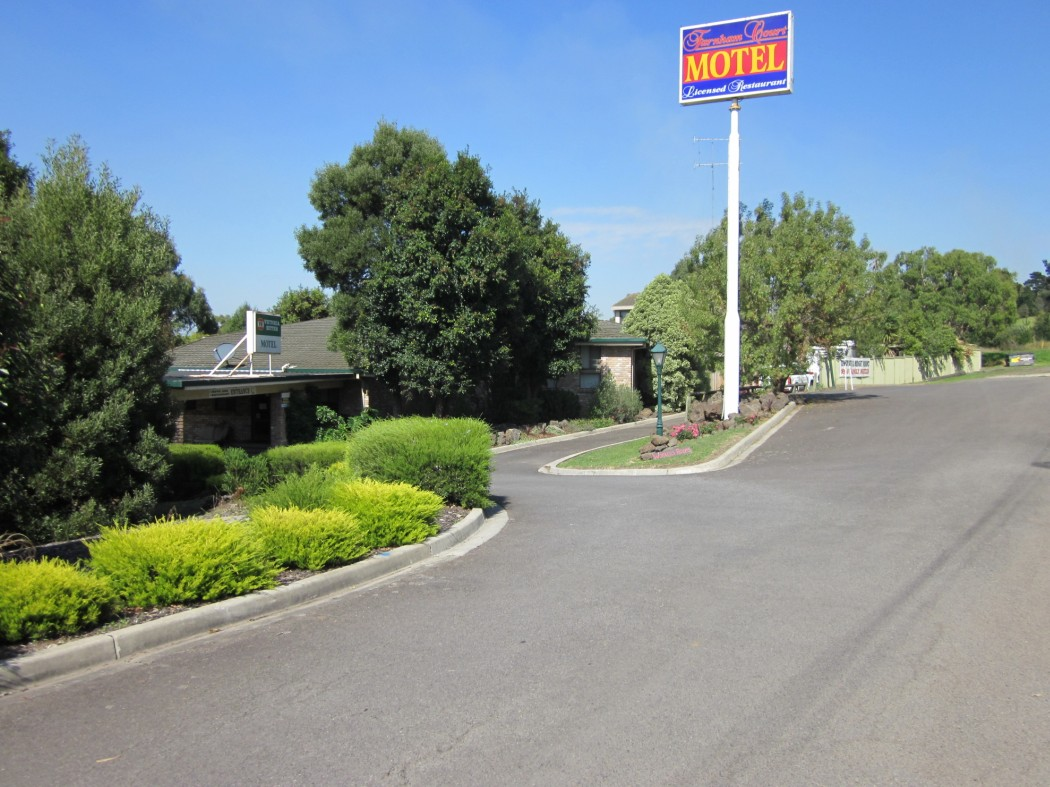 Farnham Court Motel - Accommodation Mt Buller