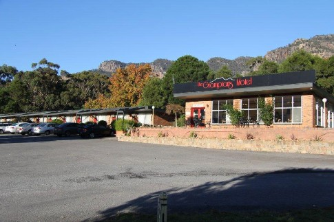 Grampians Motel - Accommodation Mt Buller