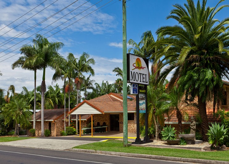 Byron Sunseeker Motel - Accommodation Mt Buller