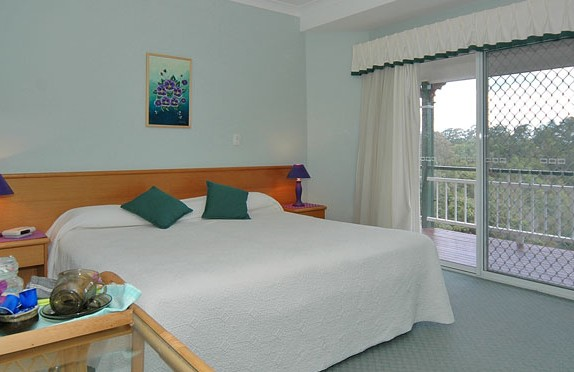 Eumundi Rise Bed And Breakfast - Accommodation Mt Buller