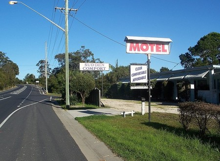 Sudden Comfort Motel - Accommodation Mt Buller