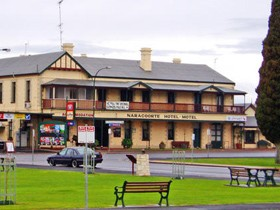 Naracoorte Hotel/Motel - Accommodation Mt Buller