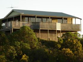 Lantauanan - The Lookout - Accommodation Mt Buller