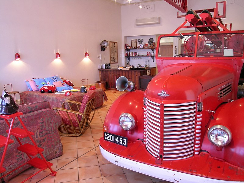 The Fire Station Inn - Fire Engine Suite - Accommodation Mt Buller