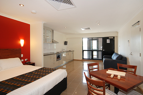 Tanunda Hotel Apartments - Accommodation Mt Buller