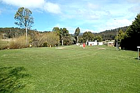Mole Creek Camping Ground