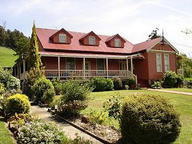 Cradle Manor - Accommodation Mt Buller