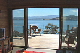 Bruny Island Accommodation Services - Captains Cabin - Accommodation Mt Buller