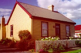 Devonport Historic Cottages