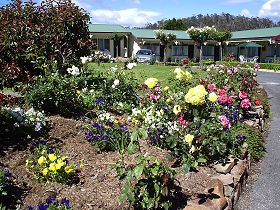 Wintersun Gardens Motel - Accommodation Mt Buller