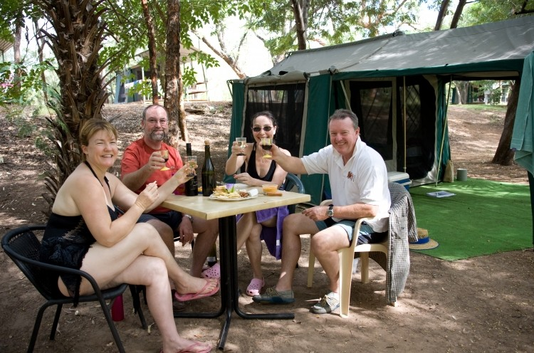 Adels Grove Camping Park - Accommodation Mt Buller