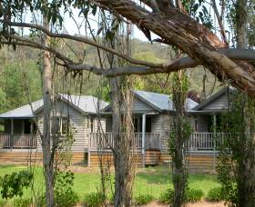 The Homestead Cabins Brogo - Accommodation Mt Buller