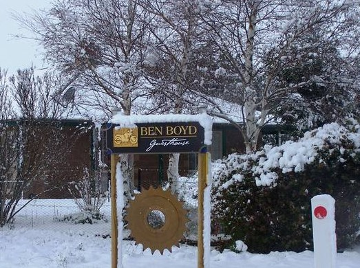 Ben Boyd Guesthouse - Accommodation Mt Buller