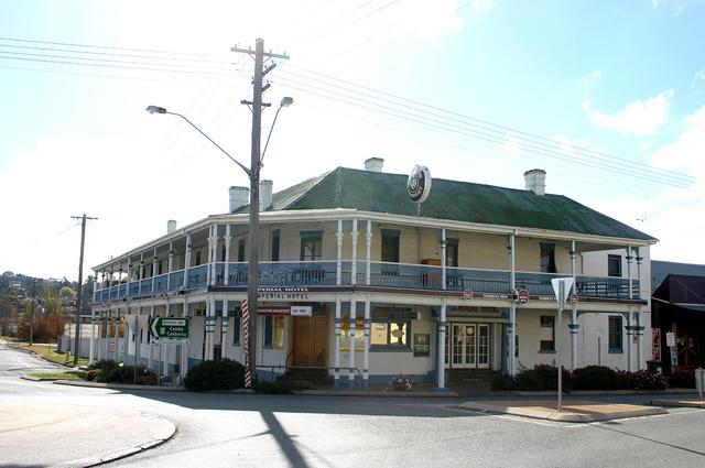 Imperial Hotel Bombala - Accommodation Mt Buller