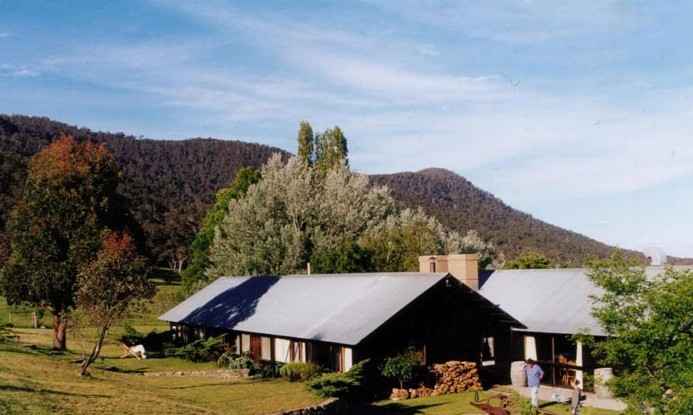 Crackenback Farm Mountain Guesthouse - Accommodation Mt Buller