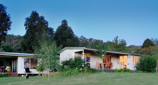 Queens Cottage - Accommodation Mt Buller