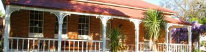 Araluen Old Courthouse Bed and Breakfast - Accommodation Mt Buller
