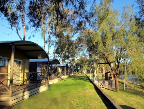BIG4 Deniliquin Holiday Park - Accommodation Mt Buller