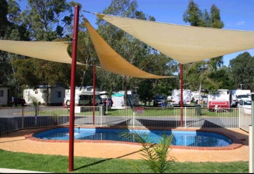 Deniliquin Riverside Caravan Park - Accommodation Mt Buller