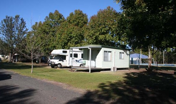 Bingara Riverside Caravan Park - Accommodation Mt Buller