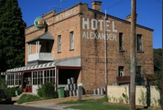 Alexander Hotel Rydal - Accommodation Mt Buller