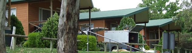 Apex Riverside Tourist Park - Accommodation Mt Buller