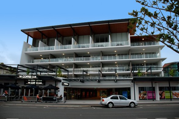 Echelon Apartments Yeppoon - Accommodation Mt Buller