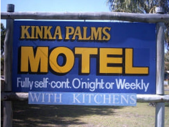 Kinka Palms Beachfront Apartments / Motel - Accommodation Mt Buller