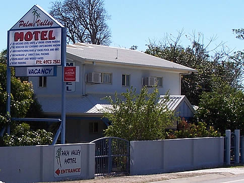 Palm Valley Motel and Self Contained Holiday Units - Accommodation Mt Buller