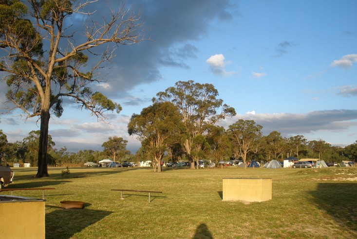 Sommerville Valley Tourist Park - Accommodation Mt Buller